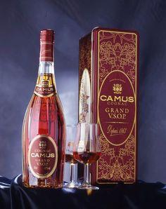 Camus Grand VSOP. Memento Linea