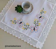 Filet Crochet, Baby Knitting Patterns, Cross Stitch Patterns, Embroidery, Quilts, Crafts, Photo Craft, Crochet Ripple, Crochet Alphabet