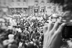 25 Septiembre Madrid by celia de coca, via Flickr Holding Hands, Madrid, Wall, Walls