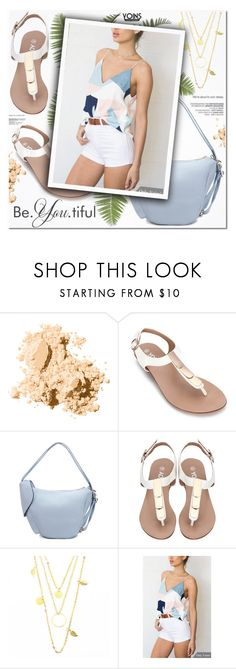 """""""Cami Print Top - Yoins"""" by yexyka ❤ liked on Polyvore featuring Bobbi Brown Cosmetics and WALL"""