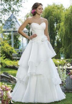 https://flic.kr/p/BfMmjr | Trouwjurken | Trouwjurken vintage, Moderne Trouwjurken, Korte trouwjurken, Avondjurken, Wedding Dress, Wedding Dresses | www.popo-shoes.nl