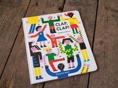 Nobrow Press | Clap, Clap!