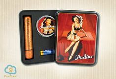 Pin Up Bullet and Balm Gift Set - perfect bachelorette gift for the bride!