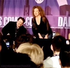 ksc Alex Kingston, Dallas Comic Con Q&A panel (February 8, 2015) ♥♥
