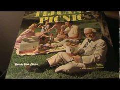 "* Rarest Album? * Colonel Sanders ( KFC ) does ""A Taste of Honey"" 1967"