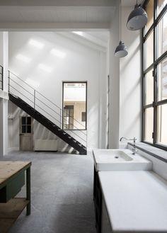 Living Area BY ROBERTO MURGIA, SIMONA OBERTI Photography By Giovanna Silva