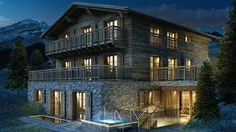 Austrian Alps Ski Holiday Chalet for Rental