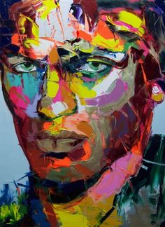☆ Artist Francoise Nielly ☆