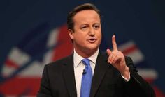 """David Cameron - """"We have a signed agreement with the E U  that we will do exactly as Germany tells us !"""""""