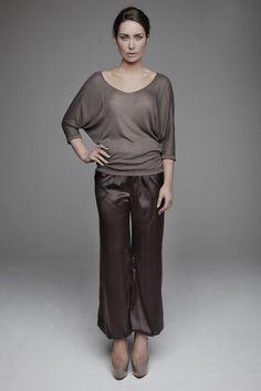 Abigail Top Trousers, Silk, Shopping, Tops, Trouser Pants, Pants, Silk Sarees
