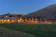 Idaho's most expensive home is in Sun Valley