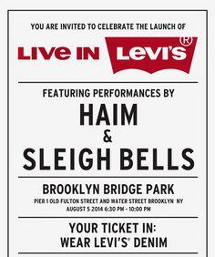 Levi's Free Concert