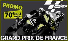 Promotion Grand Prix de France Moto