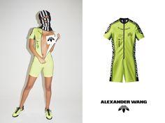Adidas Originals x Alexander Wang Season 2 campaign. Photo: Juergen Teller