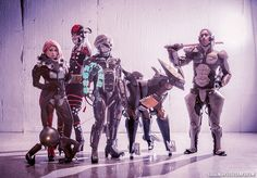 MGR Group pic by ProVoltageCosplay on DeviantArt Metal Gear Rising, Metal Gear Solid, Cosplay, Deviantart, Costumes, Group, Anime, Dress Up Clothes, Fancy Dress