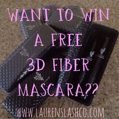 Lauren Bianco: Been dying to try the 3D Fiber Mascara everyone has been talking…   FindSalesRep.com