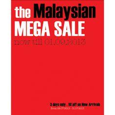 Blook Malaysia Mega Sale