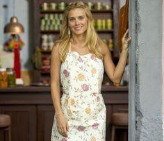 RetaFinall.blogspost.com.br: Carolina Dieckmann grava retorno de Lara em 'A Reg...