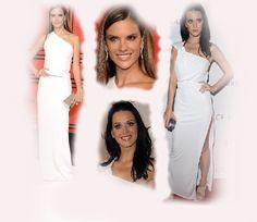 white long dress, Alessandra Ambrosio VS Katy Perry fashion diva who-wore-it-better celeb celebrity