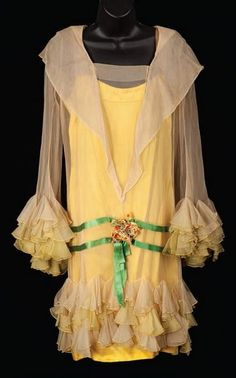 'Summer' outfit from 'Beautiful Girl' sequence in Singin' in the Rain, 1952