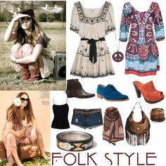 Folk Style - love it