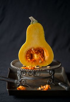 The AWESOME  butternut squash