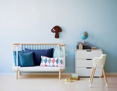Flexa cots, bunks and children's furniture - simple, stylish, Scandinavian