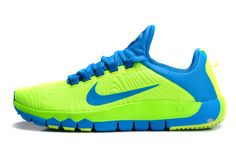 749e8083c5b03 Nike Free Trainer 5.0 2014 Mens NRG Pine Green Photo Blue Best On Feet  Varsity Maize Volt