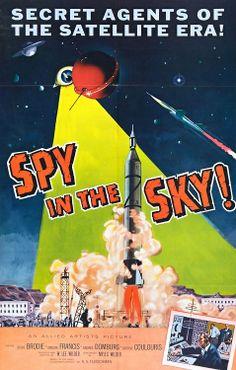 Spy in the Sky !, 1958.