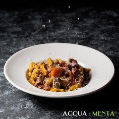 Variazione sul tema con questi spatzle alla zucca con speck funghi e zucca a cubetti. #gnoccooftheday #gnocco #italianfood #food #cibo #cucina #cucinare #italiandish #gnocchi #cooking #gnam #ilovecooking #ilovefood #instafood #foodofinstagram #tasty #spatzle #grana #zucca #pumpkin #funghi #mushrooms