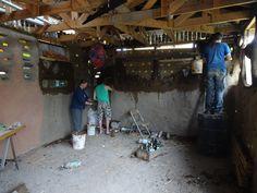dieses Mal ganz unten Links: 2 Wochen Permakulturprojekt - eine besondere Erfahrung
