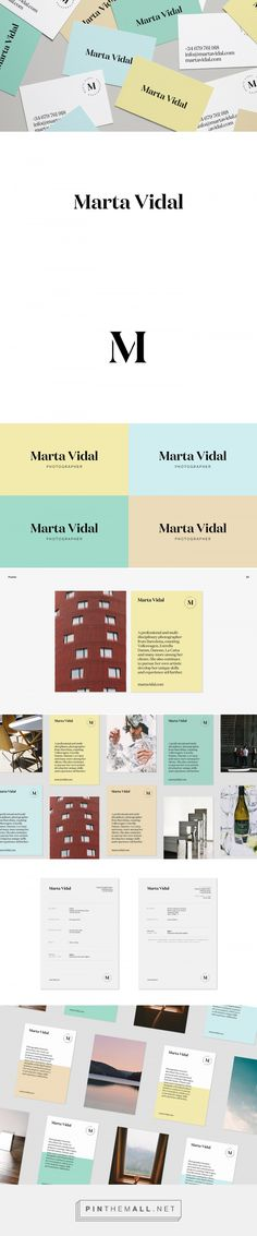 Marta Vidal Photographer Identity - Mindsparkle Mag - created via https://pinthemall.net