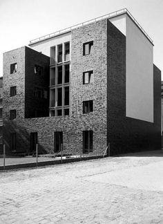 usarch - Städt. Wohngebäude