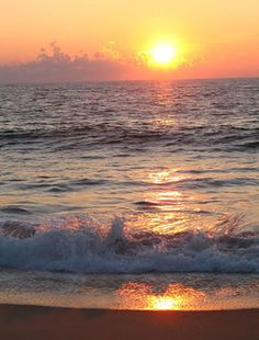 My favorite place....the ocean....