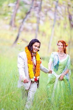 ❀ FOREST MOUNTAIN WEDDING