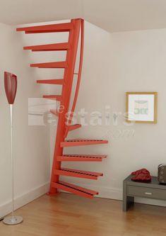 1m2 = escalier gain de place en colimaçon // eestairs