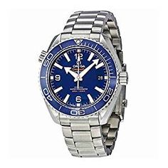 Amazon.com: Omega Seamaster Planet Ocean Automatic Mens Watch 215.30.40.20.03.001: Watches