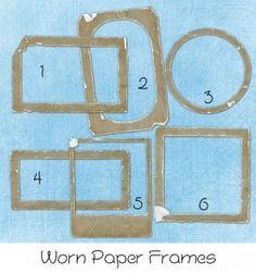 worn frames png