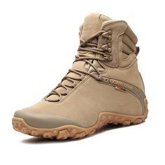 Cheap women hiking shoes, Buy Quality hiking shoes directly from China hiking shoes men Suppliers: Women Hiking Shoes Men Cow Leather High Top Trekking Winter Boots Sand Waterproof Sport Climbing Shoe Outdoor Walking Sneakers