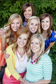 Six Sisters Stuff Photo Session -- LOTS OF ADULTS!