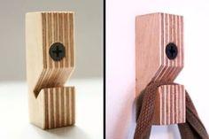 perchero ,gancho, toallero (madera pino )+ kit d instalacion