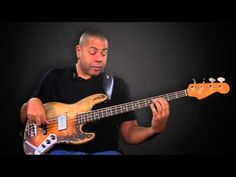 BASS LESSON: Brent-Anthony Johnson - Building Bass Lines - YouTube