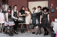 The endless variety of lolita. Deer Alice