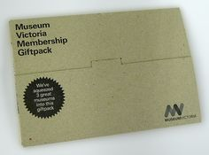 Gift Pack: Museum Victoria