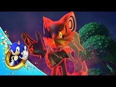 Infinite's voice has finally been revealed! This Video also includes a sneak peek at some scenes to Sonic Forces