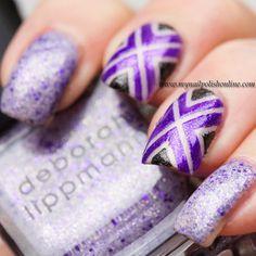 Nail Art Challenge – Glitter