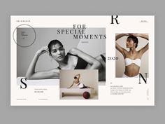 Web Design Trends, Site Web Design, Modern Web Design, Homepage Design, Design Websites, Best Web Design, Website Design Inspiration, Fashion Website Design, Graphic Design Inspiration