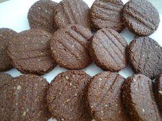 Blondýna v kuchyni : Domací koka sušenky