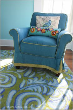 House of Turquoise: Readers' Rooms