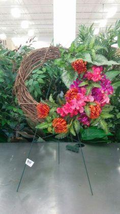 Tropical wreath - 3912